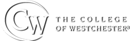 The College of Westchester horizontal logo